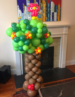 Custom Balloon Columns | Washington DC | Balloon Zoom