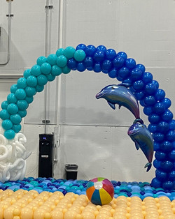 Balloon Arches and Decorations | Balloon Zoom | DC