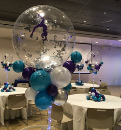 Balloon Centerpieces | DC | Balloon Zoom