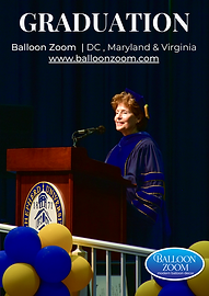Garduation Balloons and Balloon Decorations in DC   Balloon Zoom