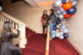 Corporate Event Decor | Organic Balloons DC