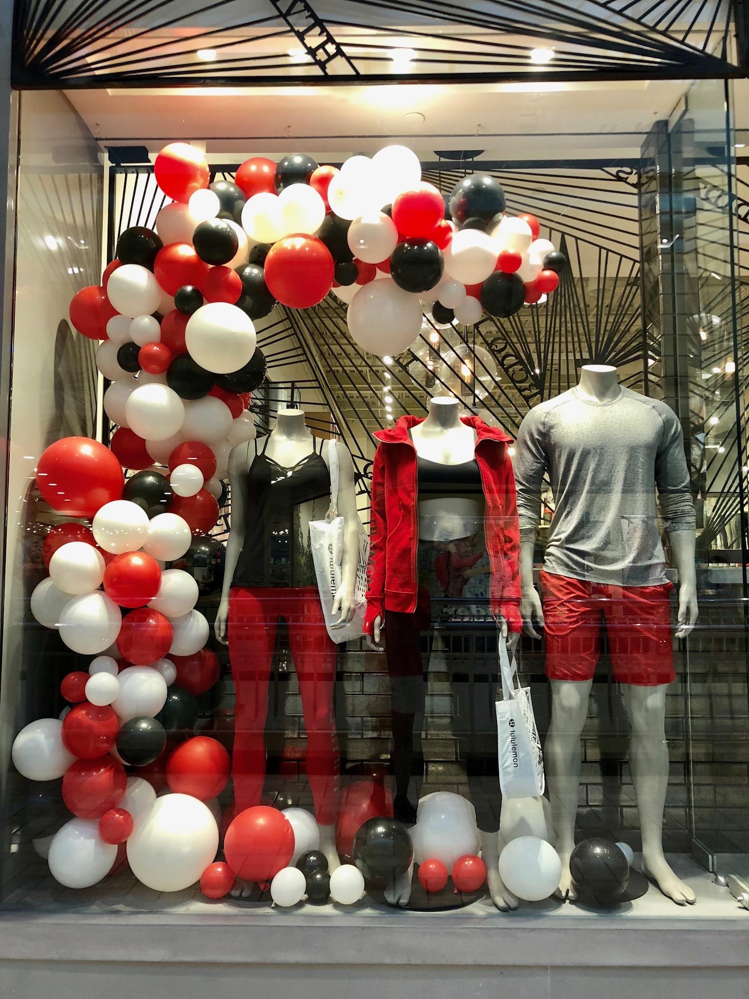 Organic Balloon Garlands | Washington DC | Balloon Zoom