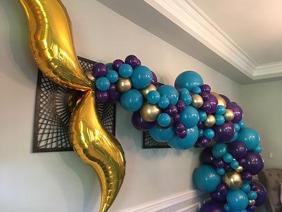 Mermaid Balloons!
