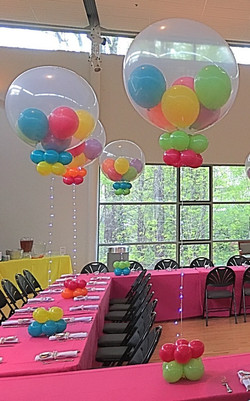 Gumball Balloons | Washington DC | Balloon Zoom