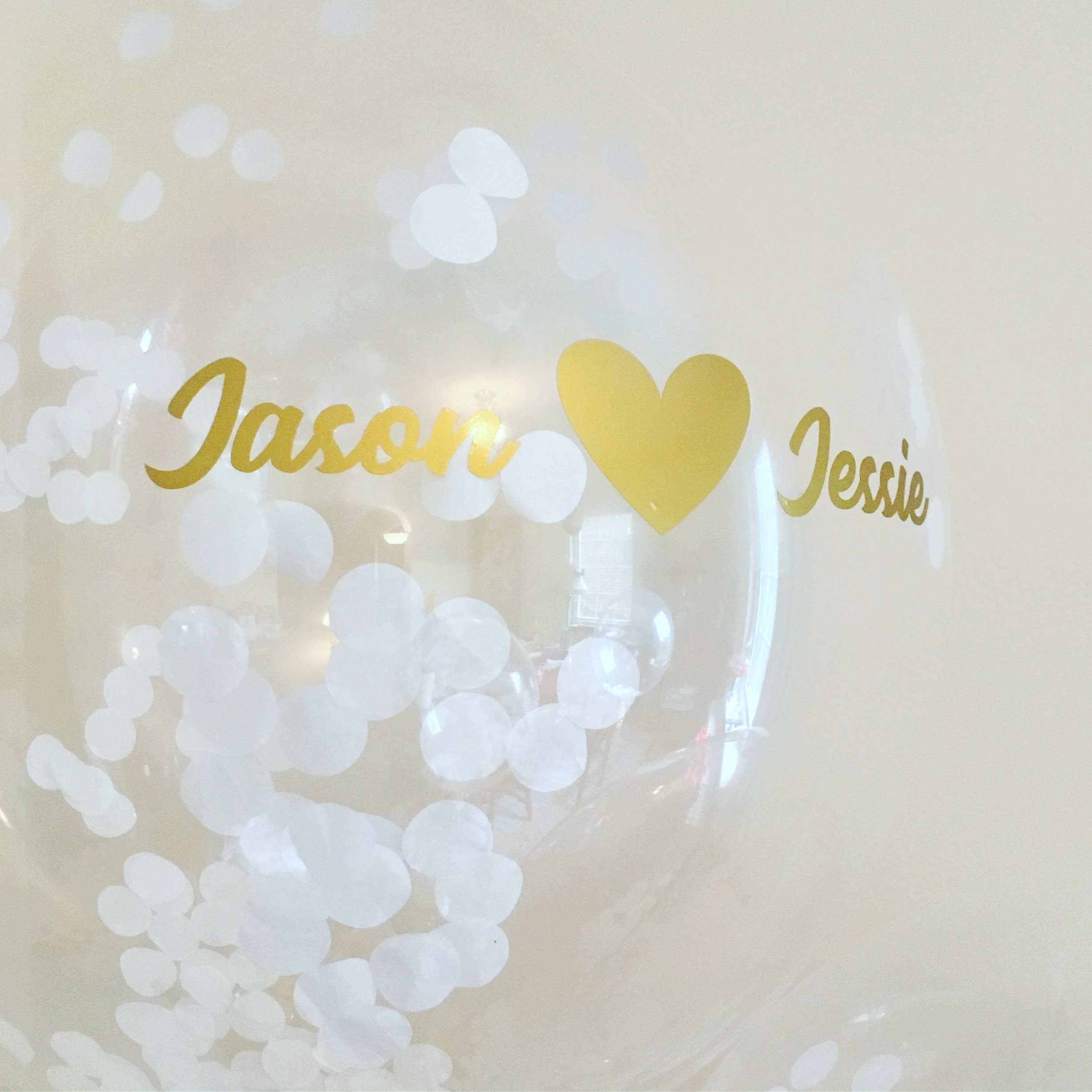 Bespoke Balloons | Washington DC | Balloon Zoom