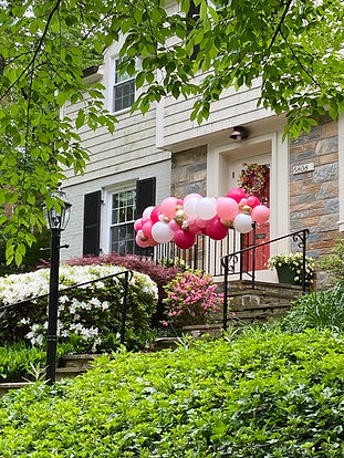 Professional Balloon Decor in DC MD VA | Balloon Zoom