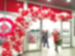 Target Grand Opening Balloons