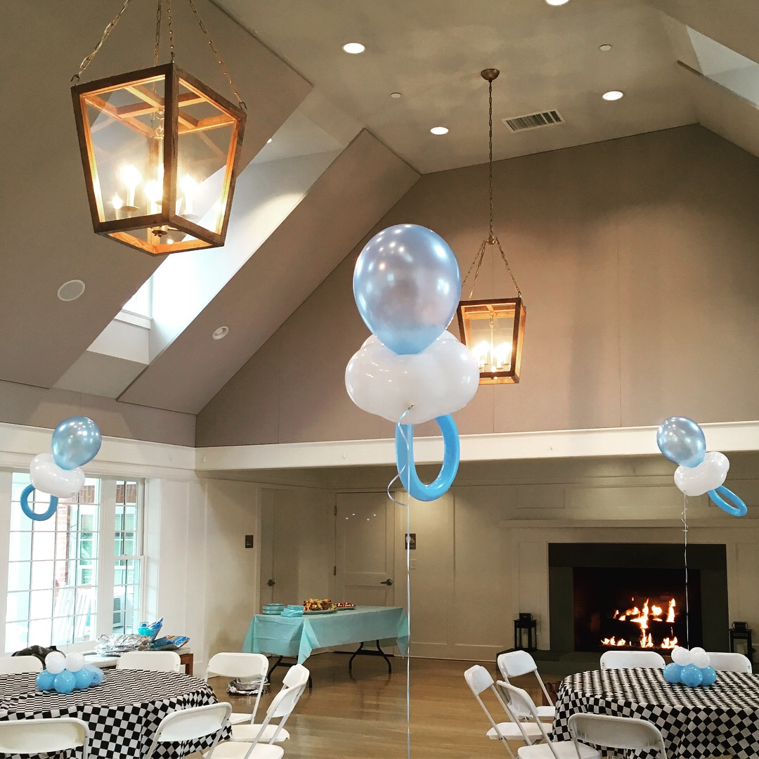 Baby Shower Balloons | Bethesda | Balloon Zoom
