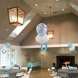 Baby Shower Balloons | Bethesda | Balloon Zoom