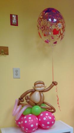 Whimsical Balloon Decor | Washington DC | Balloon Zoom