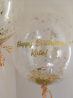 Confetti Balloons | Washington DC | Balloon Zoom