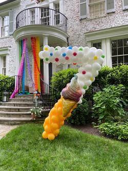 Giant Balloon Numbers | DC | DMV