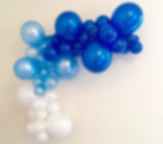 Organic Balloon Garland Kits | DC
