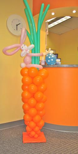 Easter Balloons | Washington DC | Balloon Zoom