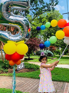 Birthday Parade Balloons Washington DC | Balloon Zoom