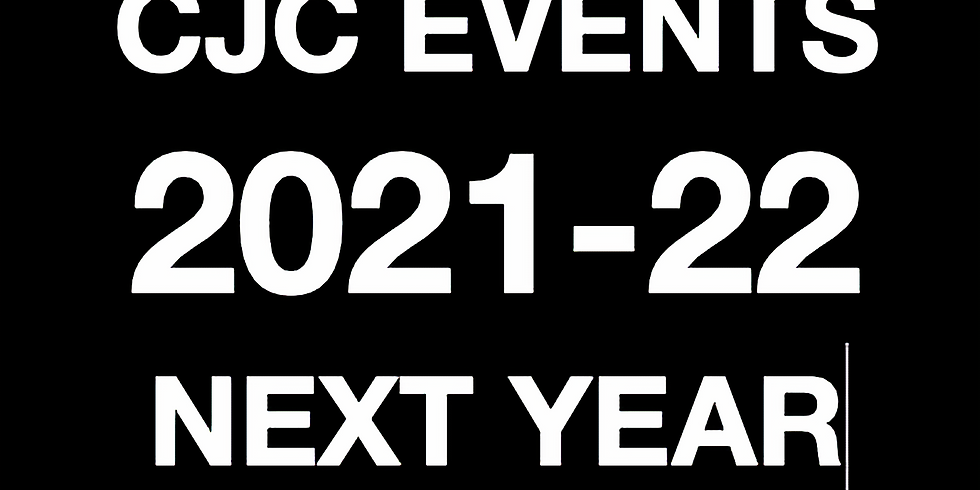 EVENTS 2021-22 SEE BELOW - TICKETS NOT AVAILABLE YET