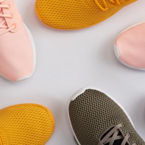 A importância de andar descalço