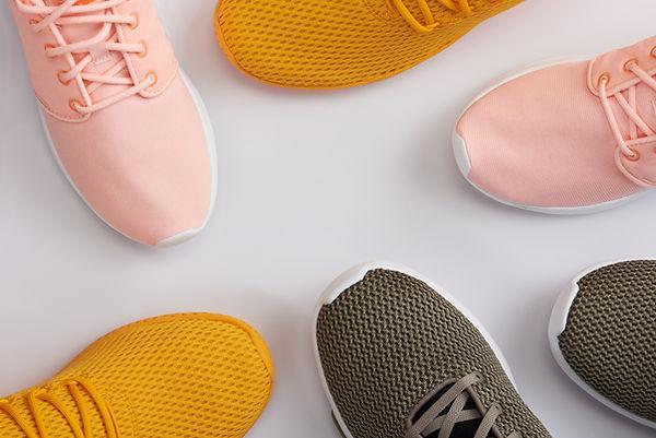 Sapatos atléticos