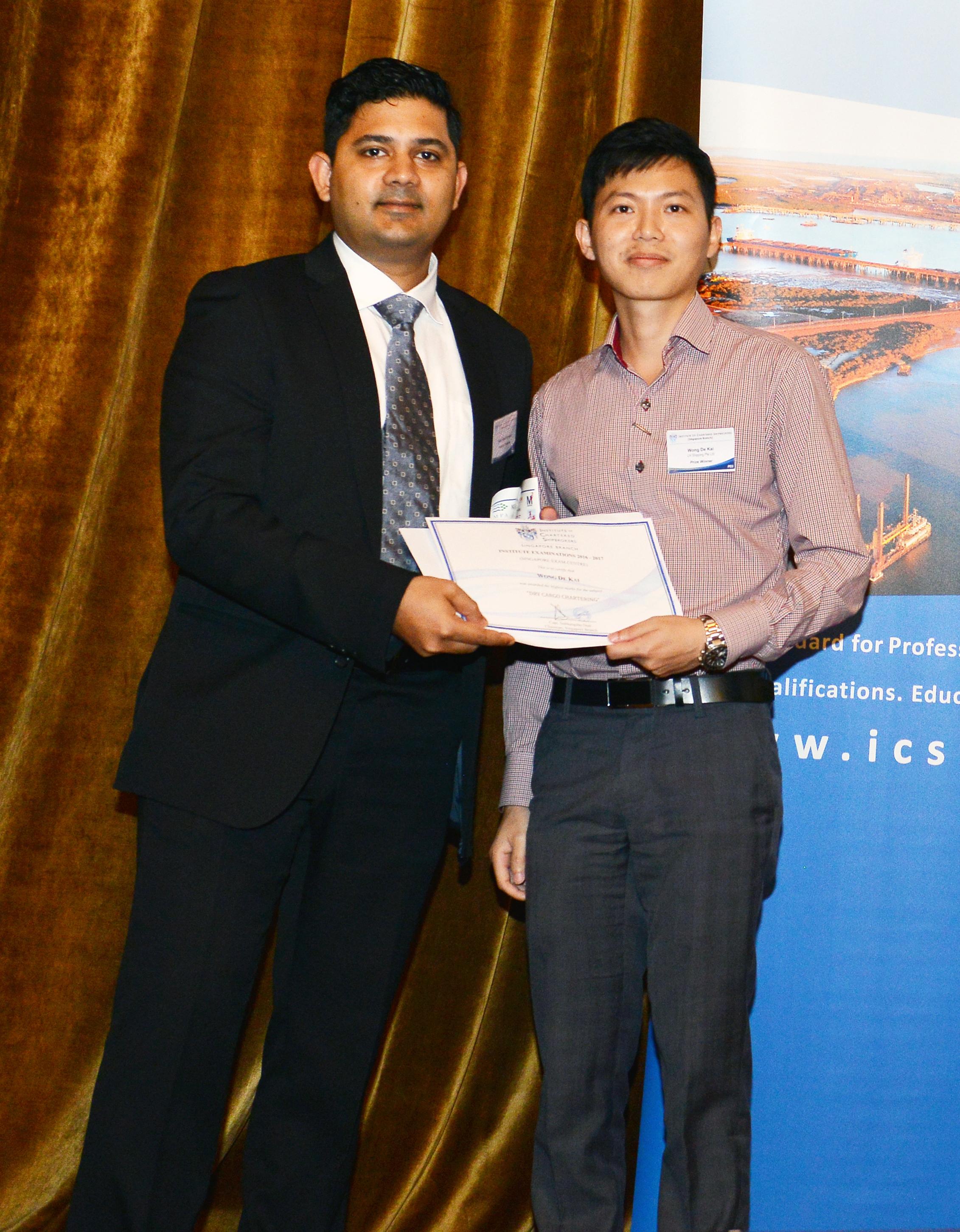 DCC Prize Winner
