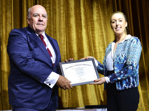 Shipping Law Prize Winner