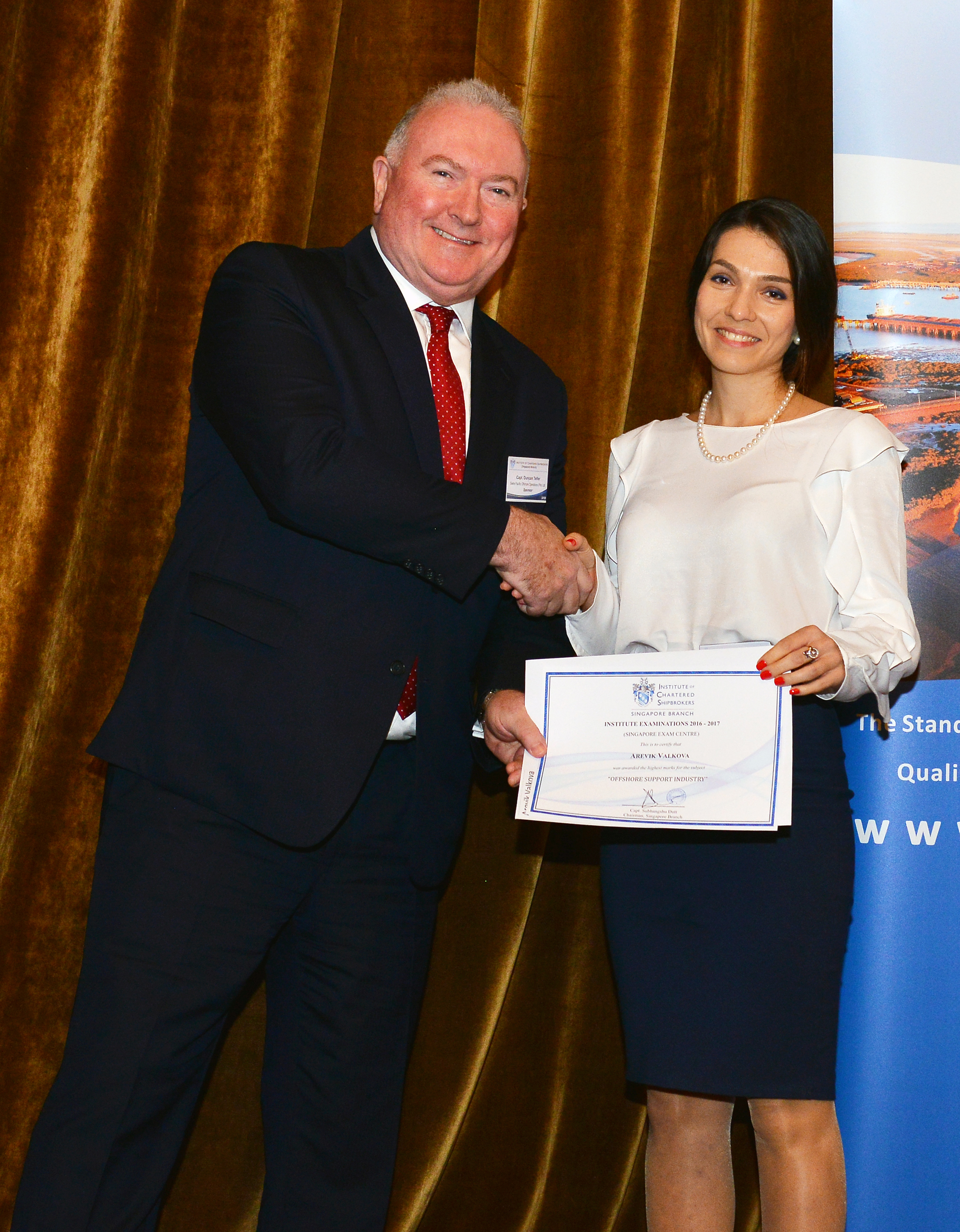 OSI Prize Winner