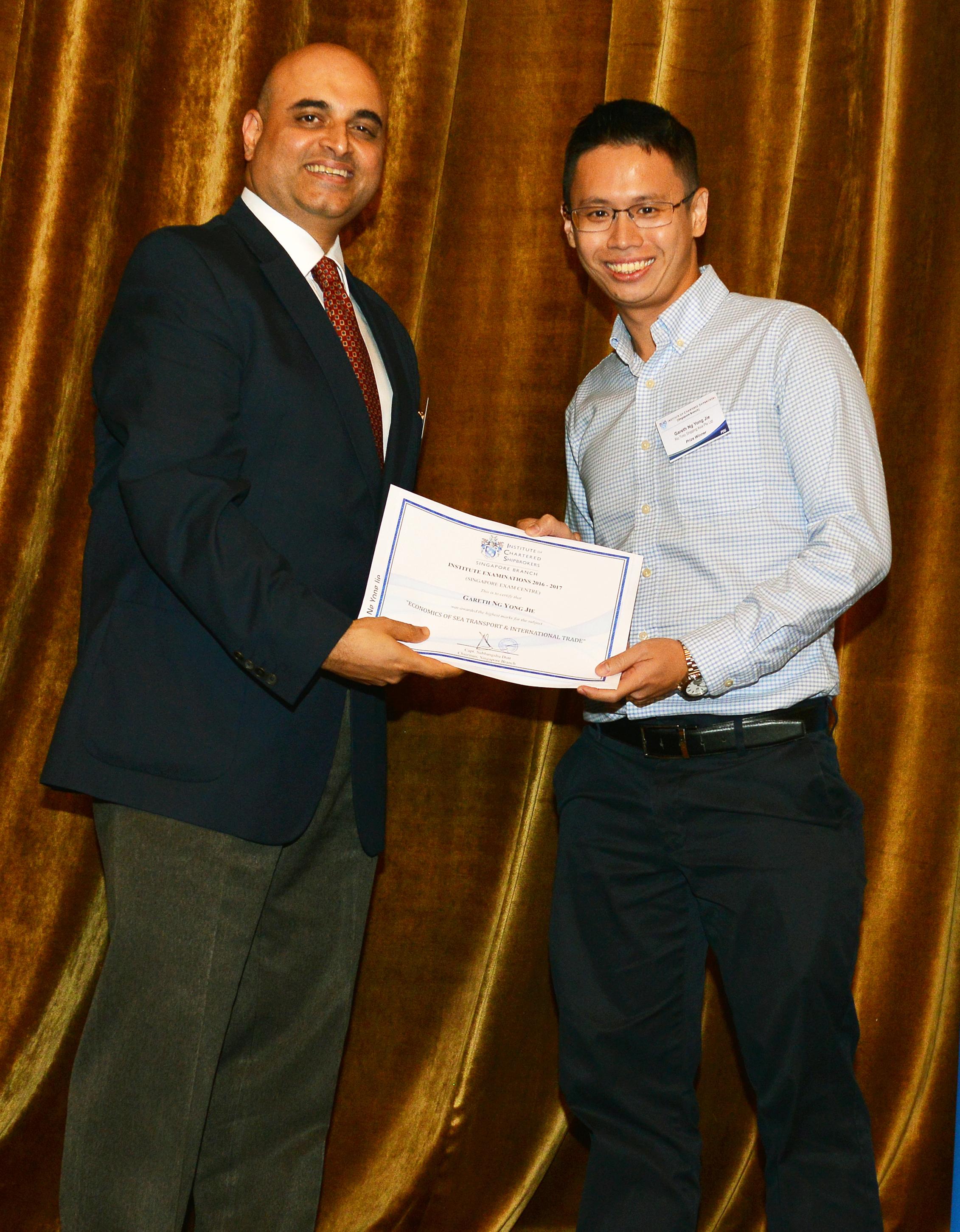 EST Prize Winner