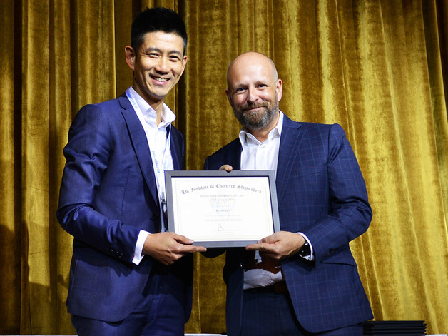Offshore Support Industry Prize Winner