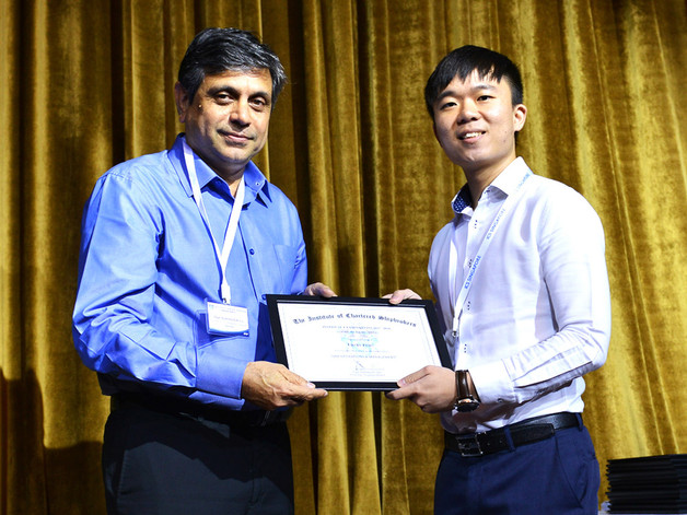 Ship Operations & Management Prize Winner
