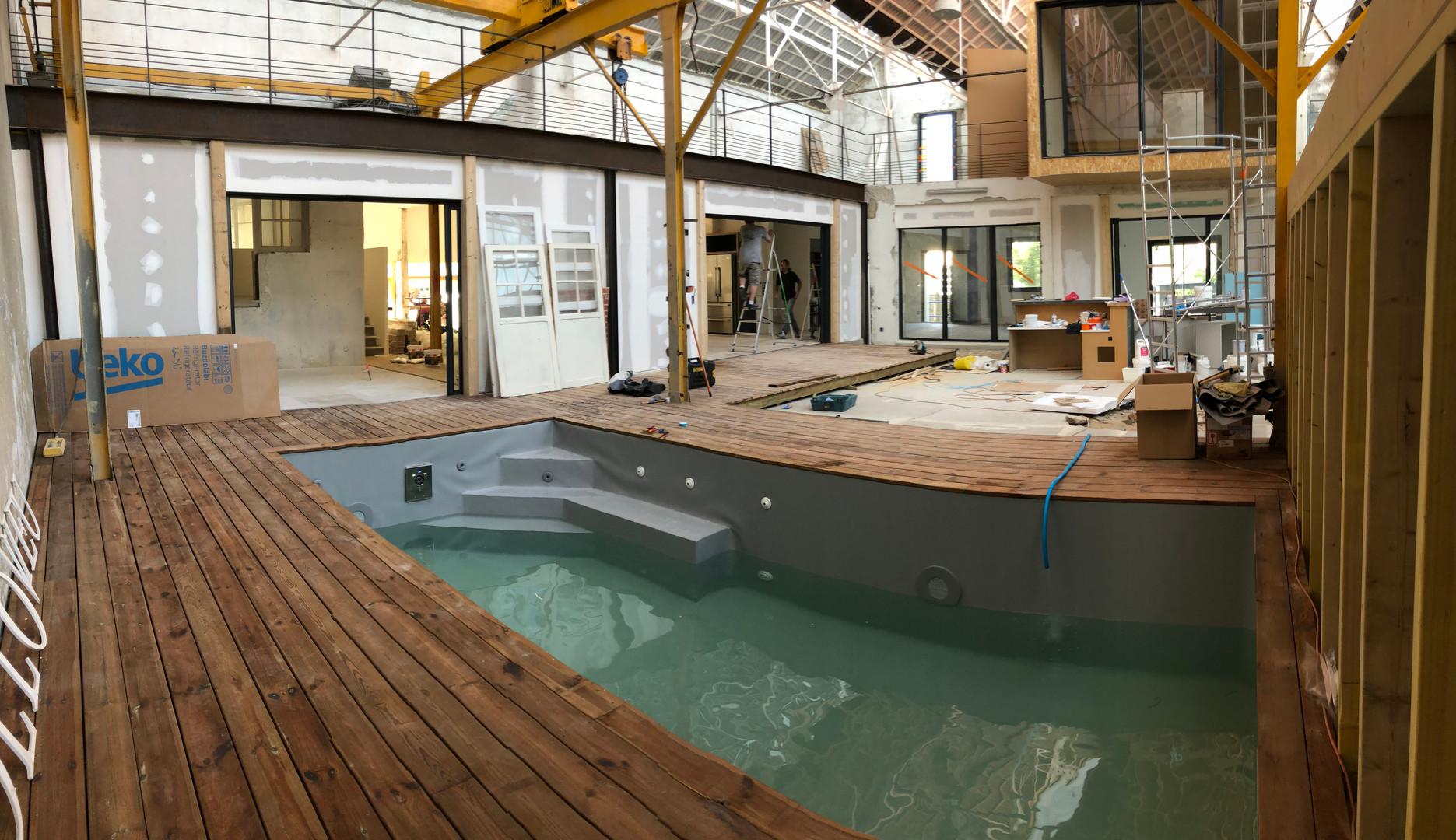 piscine loft