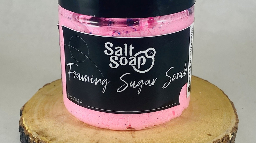 Pink Lily & Bamboo Sugar Scrub