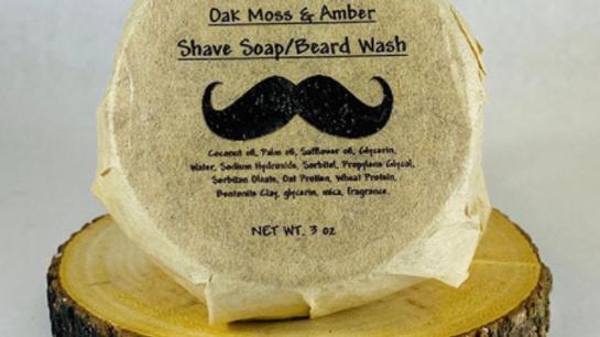 Shave Soap/ Beard Wash