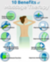 10 benefits of massage