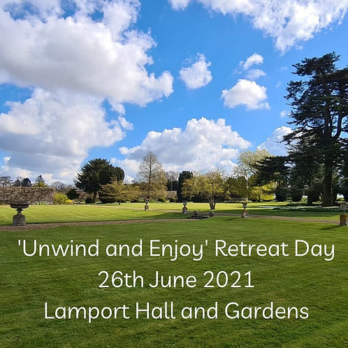 26th June 2021 Lamport Hall Wellbeing Day