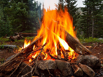 bigstock-Campfire-At-Wilderness-Campsit-