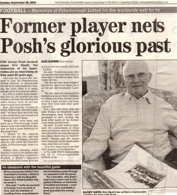 2004 Peterborough Evening Telegraph