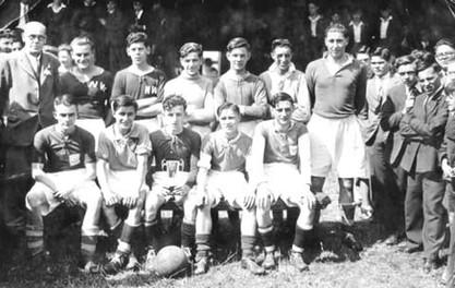 NORTH WARD YOUTH CLUB 1945