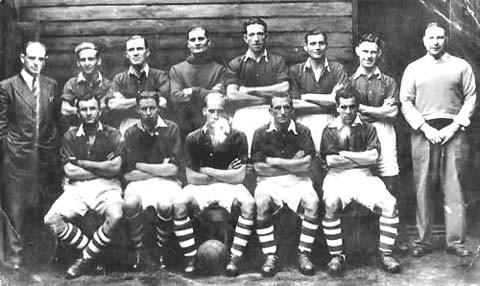 PETERBOROUGH UNITED FOOTBALL CLUB - SEASON 1950/51