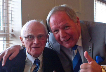 Eric Heath and Barry Fry 2013