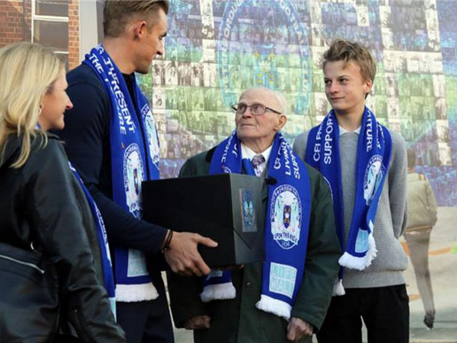 Peterborough United Memory Wall 2016