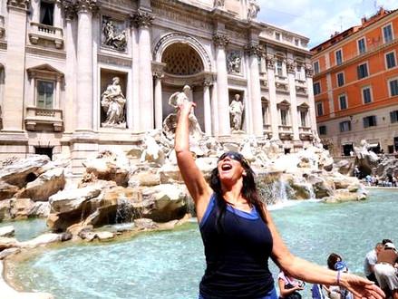 Benvenuto a Roma!