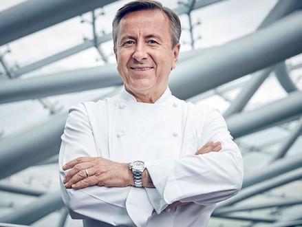 Celebrity's Extraordinary Culinary Experience