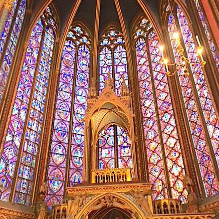La Sainte Chappelle