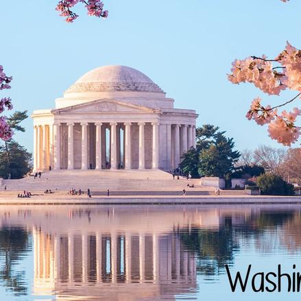 Where Oh Where Shall We Go!  How About Washington, DC?