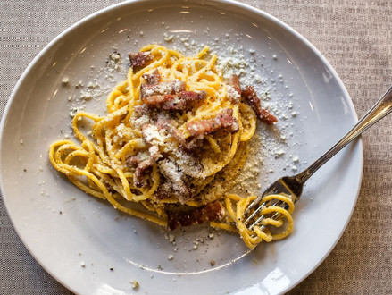 There is NO BAD PASTA in Italy