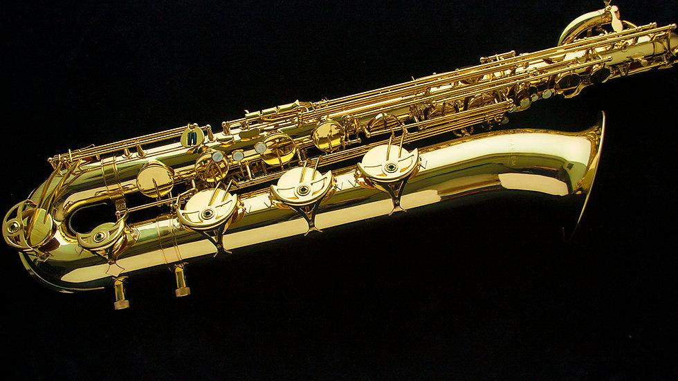 Saxofón Barítono Harlem BS-110 Nuevo!