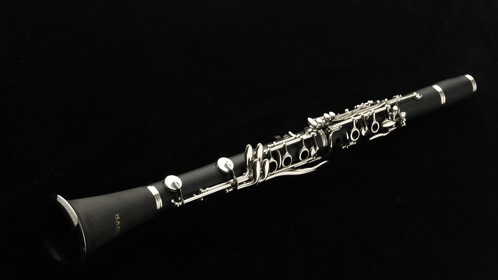 Clarinete en Sib Harlem CL-530 Nuevo! Estuche ligero