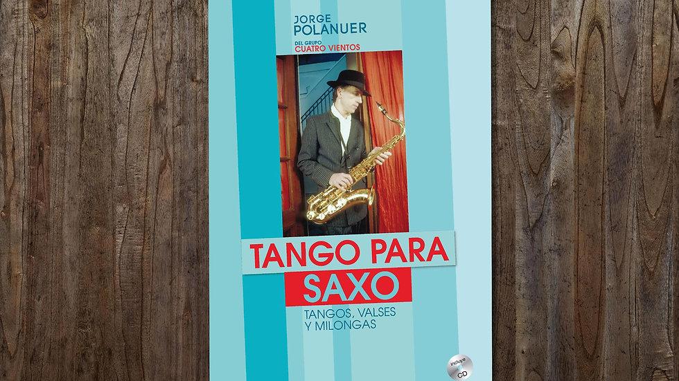 Tango para Saxo (PDF y MP3, descarga digital)