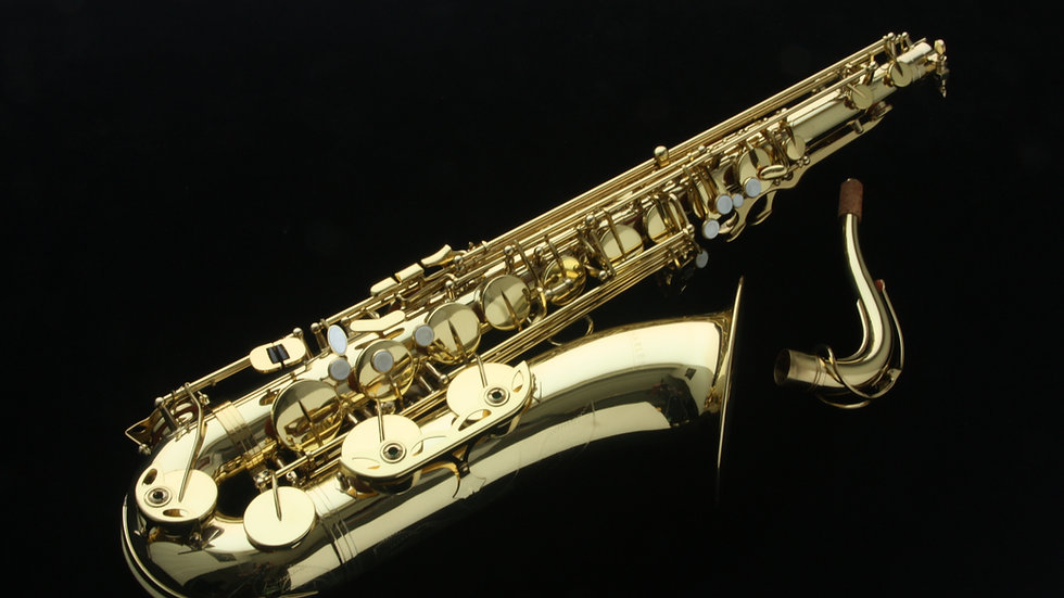 Saxo tenor Harlem TS-100 Nuevo! Con estuche ligero