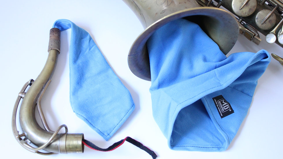 Set de limpieza MD Premium para saxo tenor