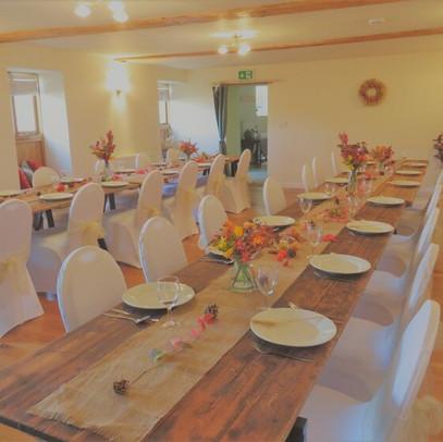 The Grain Loft - Shropshire Wedding Destination